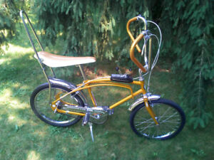 """CCM Mustang """"3+2""""  5 speed  Collector Bicycle - Restored"""
