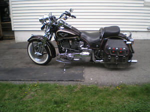 1998 harley heritage springer softtail 95th anniversary