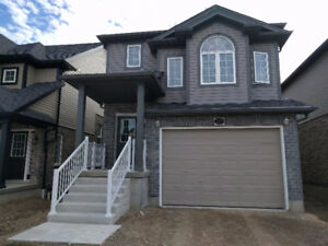Brand New-Detached House for lease-Close to School and HWY 401
