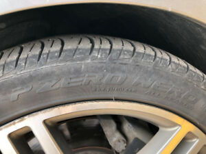Mercedes E-class Top Rated Low Profile Tire At Run Flat 85%
