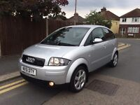 Audi a2 1.4 SE nice clean car 12 months mot drives spot on low mileage only 59000