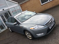 Ford Mondeo 2.0TDCi 140 2007.5MY Ghia