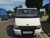 2002 52 FORD TRANSIT 2.4 350E 123 BHP**EXCELLENT TRUCK** DIESEL