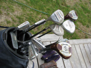 Reduced Price Adult Left Handed Golf Club Set Great Beginner Set