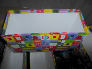 4 like NEW school paper organizers, NEW exersice books Kitchener / Waterloo Kitchener Area image 2