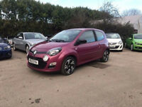 2012 Renault twingo 1.2 1200 Petrol manual 12,000 miles full service warranty finance part ex
