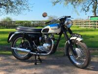Triumph Daytona 1967 500cc Matching Numbers, Excellent Condition!