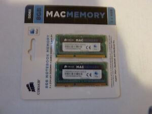 8 GB Laptop memory