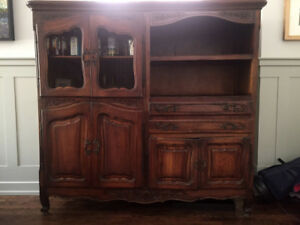 •••SUPER USEFUL French Dining Hutch••••