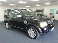 2010 LAND ROVER DISCOVERY 4 TDV6 XS + CREAM LEATHER + JUST SERVICED + ESTATE DIE