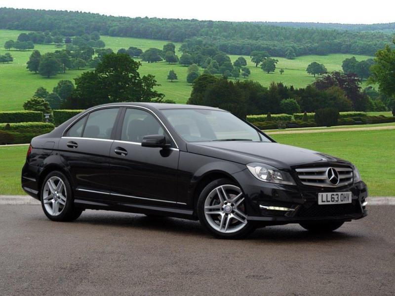2013 mercedes benz c class 2 1 c220 cdi amg sport 7g tronic plus 4dr in newcastle under lyme. Black Bedroom Furniture Sets. Home Design Ideas