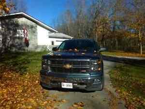 2014 Chev Silverado.Double Cab 4WD  Z71 Belleville Belleville Area image 2