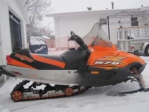 2007 ARCTIC CAT Z570 LX