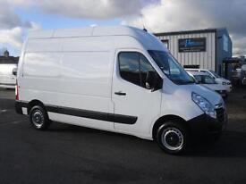 Vauxhall Movano F3500 L2H3 2.3 CDTI 125ps Only 40770 mls