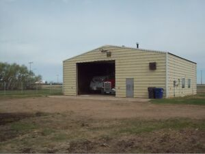 R.V,car,boat storage,also 1 heated shop bay for rent