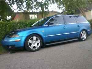 Passat  2003  wrapped  3m/coilover /sage1+