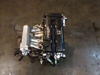 Honda Dohc VTec B20V motor