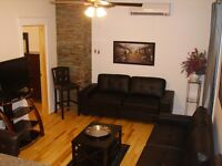 BEAUTIFUL Plateau $1800 3br-5 1/2 New/furnished ASK ABOUT 2 YEAR