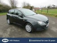 2009 SEAT IBIZA 1.2 S A/C 5DR LOW INSURANCE GROUP CAR POLO FIESTA CLIO