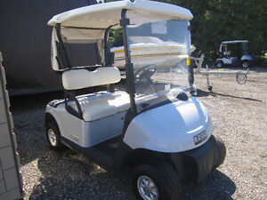 2012 EZ-GO RXV ELECTRIC GOLF CART *FINANCING AVAIL. O.A.C. Kitchener / Waterloo Kitchener Area image 1