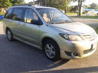 2005 Mazda MPV LX Minivan, Van