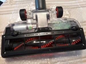 HOOVER NEW VACUUM ELECTRIC BRUSHThe Electric Advantage for Your