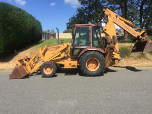 1993 Case 590 Turbo Backhoe (1 Owner - WELL MAINTAINED)