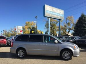 2016 Chrysler Town  Country Touring-L  w/ LEATHER, DVD, SUNROOF