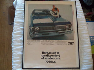 OLD CLASSIC MUSCLE CAR ADS Windsor Region Ontario image 4