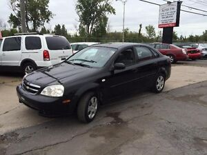 Chevrolet Optra 4dr Sdn 2005
