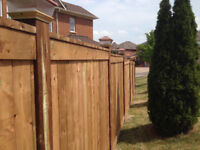 Deck and fence installation and repair