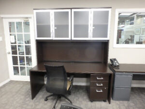 Office Desks-Jenkins Business Equipment & Furniture