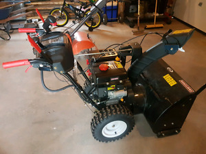 New Snowblower