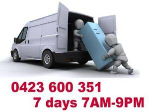 1 Man and a van for moving services hire available Kogarah Rockdale Area Preview