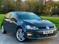 2016 16 Volkswagen Golf 1.6TDI ( 110ps ) GT Edition for sale in AYRSHIRE