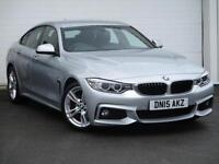 2015 BMW 4 SERIES 420D M SPORT GRAN COUPE Manual Coupe