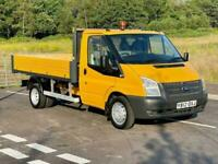 2012 12 FORD TRANSIT T350 TDCI 125PS TIPPER * 42000 MILES * ONESTOP BODY * DIESE