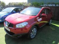 2013 Nissan Qashqai 1.6 dCi Tekna 4WD 5dr (start/stop)