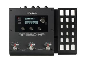 DigitechRP360XP Guitar Multi-Effect Processor w/ USB Streaming