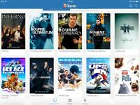 Ultraviolet/Flixster downloaded 90 high quality movies