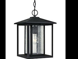 Sea Gull Lighting - 62027HUN - Hunnington - One Light Outdoor Pe