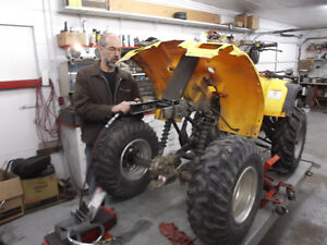 Experienced Service For All Honda ATV'S Moose Jaw Regina Area image 10