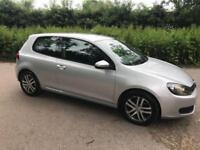 VOLKSWAGEN GOLF 2.0 TDI HPI CLEAR LOW MILAGE PX WELCOME FSH