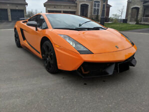 2005 Lamborghini Gallardo - Pearl Orange - 46245KM Only