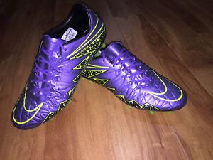 Nike Hypervenom Phinish FG (never worn) Size 10 US