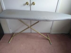 Cloth Iron Stand - Pet / Smoke Free Home in good condition
