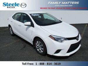 2014 TOYOTA COROLLA LE GREAT VALUE!! Own for $79 bi-weekly with