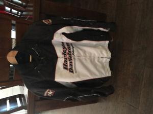 Harley Davidson woman's motorcycle jacket