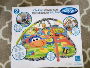 Playgro Clip Clop Activity gym
