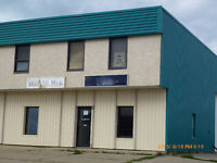 Drayton Valley Office and Warehouse Space for Lease